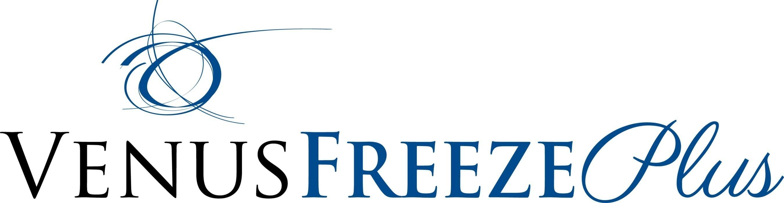 Venus Freeze Plus(TM) logo