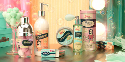 Luxe by Mr. Bubble introduces new line of bath and body products available at select Ulta stores and Ulta.com.