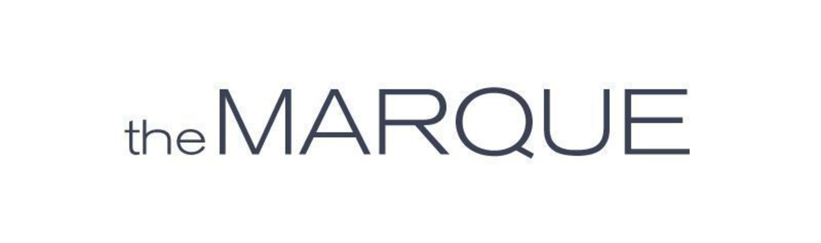 The Marque Logo (PRNewsFoto/The Marque)