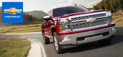 Medved Autoplex is currently offering great savings on the 2014 Chevy Silverado 1500.  (PRNewsFoto/Medved Autoplex)