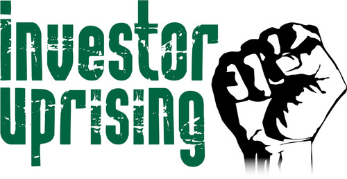 Investor Uprising Covers 'Occupy Wall St.' From Street Level