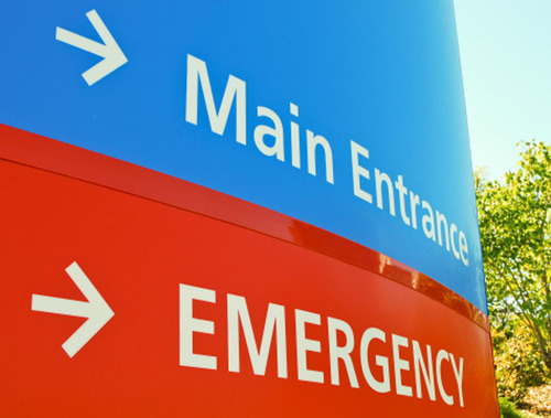 A growing number of ERs nationwide are offering an online waiting service like InQuicker to improve patient ...