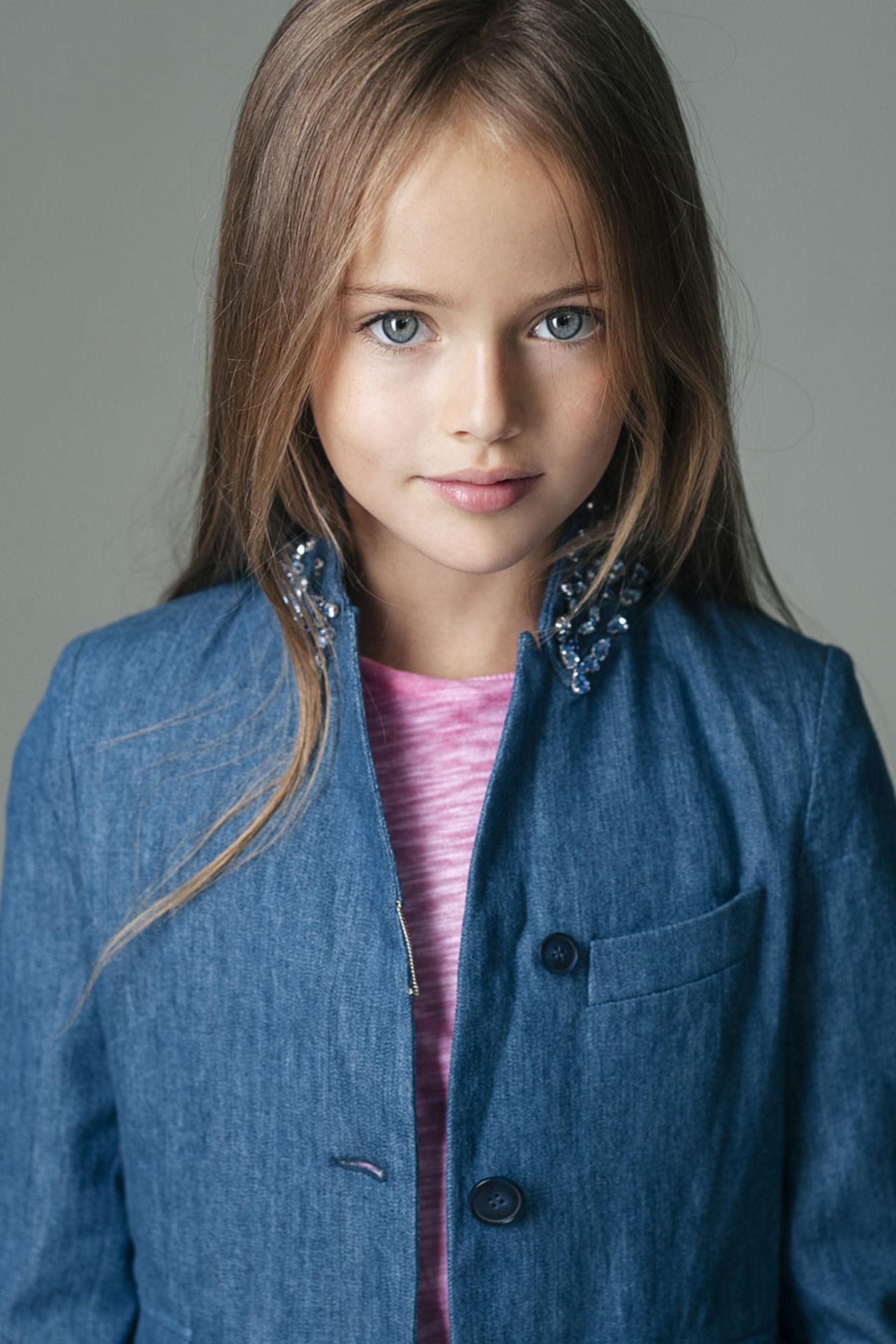 Kristina Pimenova: Bernard P. Wolfsdorf Helps Model Kristina Pimenova Become