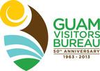 Guam Visitors Bureau Logo.  (PRNewsFoto/The Guam Visitors Bureau)