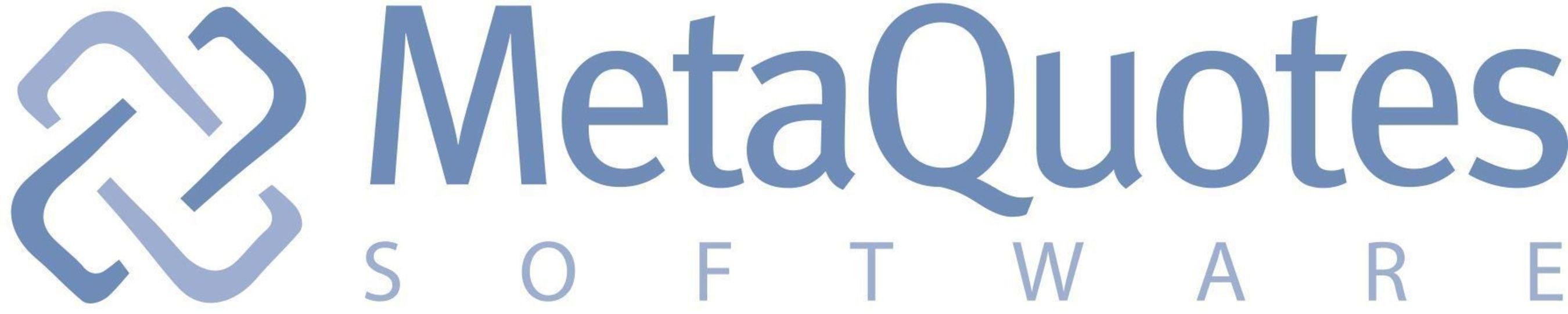 MetaQuotes Software Logo (PRNewsFoto/MetaQuotes Software Corp.)