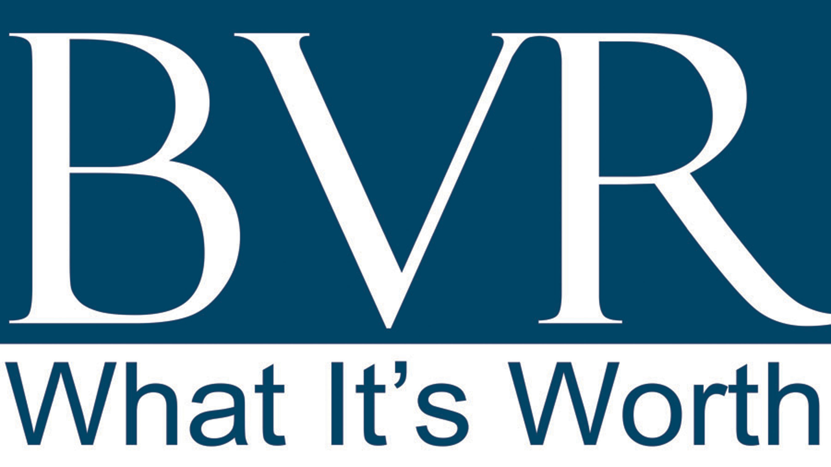 Business Valuation Resources, LLC - authoritative market data, continuing professional education, and expert opinion in the business valuation profession. (PRNewsFoto/Business Valuation Resources, LLC) (PRNewsFoto/)