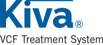 Kiva represents the next-generation, clinically proven approach in treating vertebral compression fractures (VCFs).  http://benvenuemedical.com/products/#kiva.  (PRNewsFoto/Benvenue Medical, Inc.)