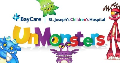 St. Joseph's Children's Hospital's new UnMonsters game helps kids and parents understand that sometimes the things that scare us aren't so bad after all. The fun and unique app is available for free via the App Store and Google Play.