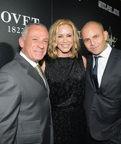 BOVET 1822 Supports Artists for Peace and Justice in Hollywood
