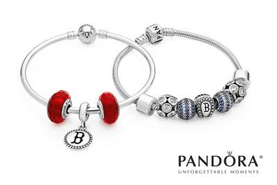 PANDORA Jewelry Adds New Charms to Major League Baseball Themed Collection. (PRNewsFoto/PANDORA Jewelry) (PRNewsFoto/PANDORA JEWELRY)