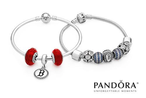 PANDORA Jewelry Adds New Charms to Major League Baseball Themed Collection. (PRNewsFoto/PANDORA Jewelry) ...