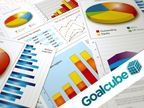To replace annual reports and calendar year financial budgeting, the Web-based Goalcube consulting system is helping small businesses identify and follow up on goals for the areas of: Finance, Management, Marketing, Innovation, Process optimization and HR.