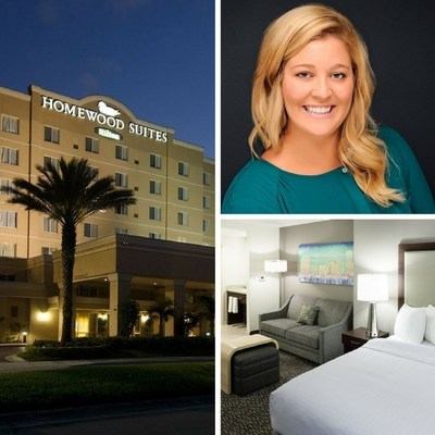 Dimension Development Company has appointed Allie Singer as the new director of sales at Homewood Suites by Hilton Miami-Airport/Blue Lagoon in Miami, Florida. For information, visit http://homewoodsuites3.hilton.com/en/hotels/florida/homewood-suites-by-hilton-miami-airport-blue-lagoon-MIABLHW/index.html or call 1-305-261-3335.
