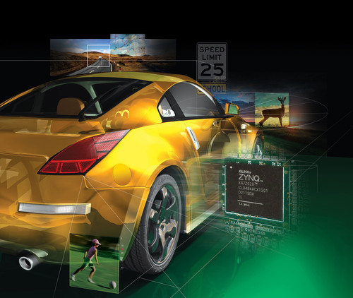 Xilinx Accelerates Automotive Driver Assistance Deployment at SAE Convergence 2012
