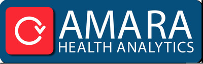 Amara Health Analytics.  (PRNewsFoto/Amara Health Analytics)