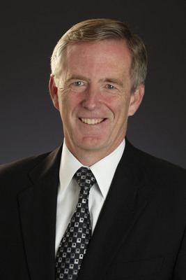 Hal Brown, Chief Executive Officer, Pacific Continental Bank.  (PRNewsFoto/Pacific Continental Bank)