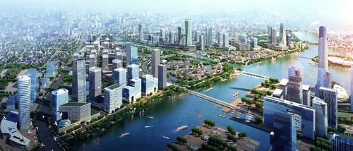Consolidating Strengths in Tongzhou to Create a Modern, International New City