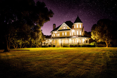 Platinum Luxury Auctions has announced the upcoming auction of this beautiful ranch estate in California's Mendocino County. Though recently asking $8 million, the ranch will be sold at a live auction on September 17, 2016 to the highest bidder above only $3 million. The ranch offers more than 1,745 acres - including up to 75 acres suitable for growing wine grapes - in addition to a luxurious, Victorian-style residence. The property enjoys reduced taxes due to conservation and agricultural efforts...