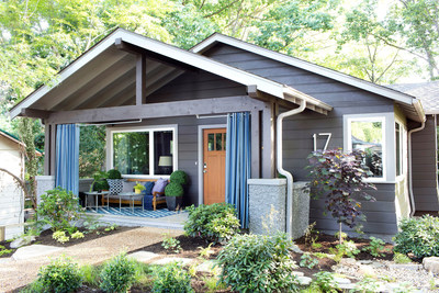 Enter for a chance to win the HGTV Urban Oasis in Asheville, N.C. at HGTV.com.