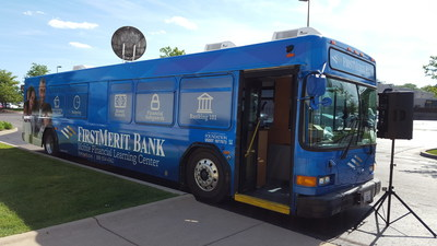 FirstMerit's Mobile Financial Learning Center is bringing financial tools and information to neighborhoods across the Midwest this summer.
