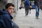 80,000 vulnerable young people find themselves homeless each year (PRNewsFoto/End Youth Homelessness)