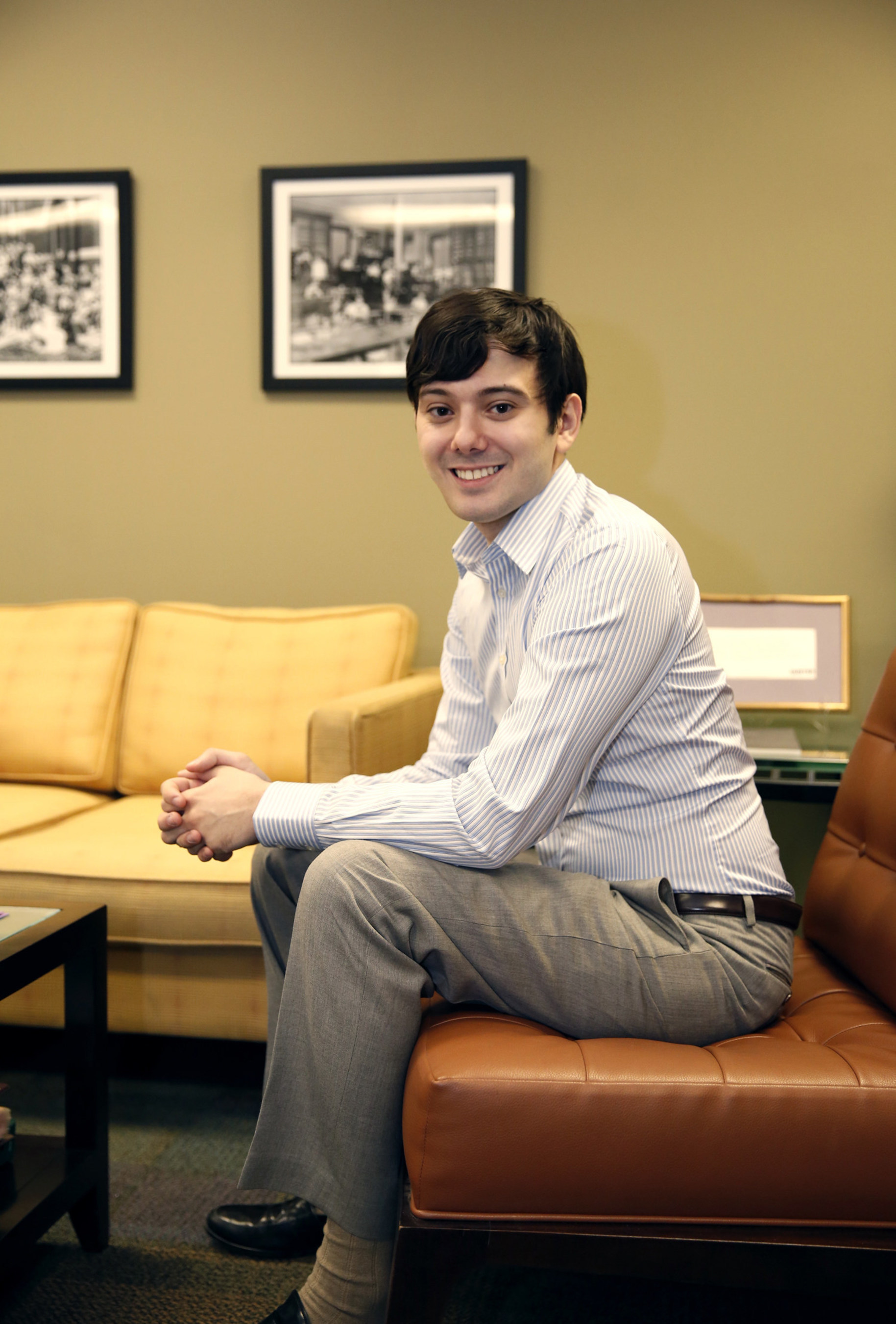 Hunter College High School Receives $1 Million Gift from Pioneering Health Care Executive Martin Shkreli