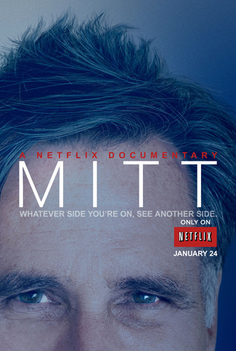 Netflix elects Greg Whiteley's Mitt to join original documentary slate. (PRNewsFoto/Netflix, Inc.) (PRNewsFoto/NETFLIX, INC.)
