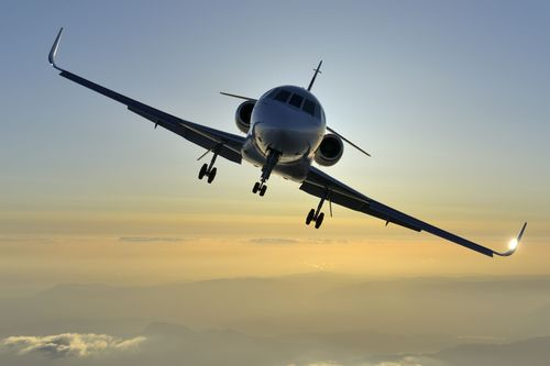 Dassault to Feature Falcon 7X and Falcon 2000S at 2015 Aero Expo. (PRNewsFoto/Dassault Aviation)
