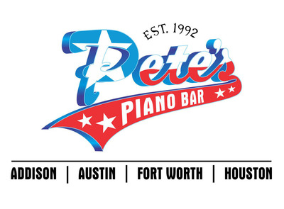 Pete's Piano Bar Logo.  (PRNewsFoto/Pete's Rock N' Roll Dueling Piano Bar)