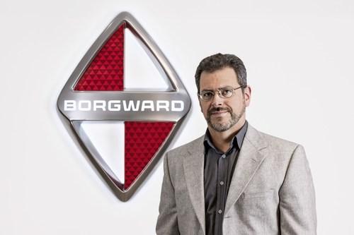 Dr. Tilo Schweers, Chief Developer for Alternative Drive Systems (PRNewsFoto/BORGWARD Group AG)