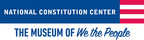 The National Constitution Center logo.  (PRNewsFoto/National Constitution Center)