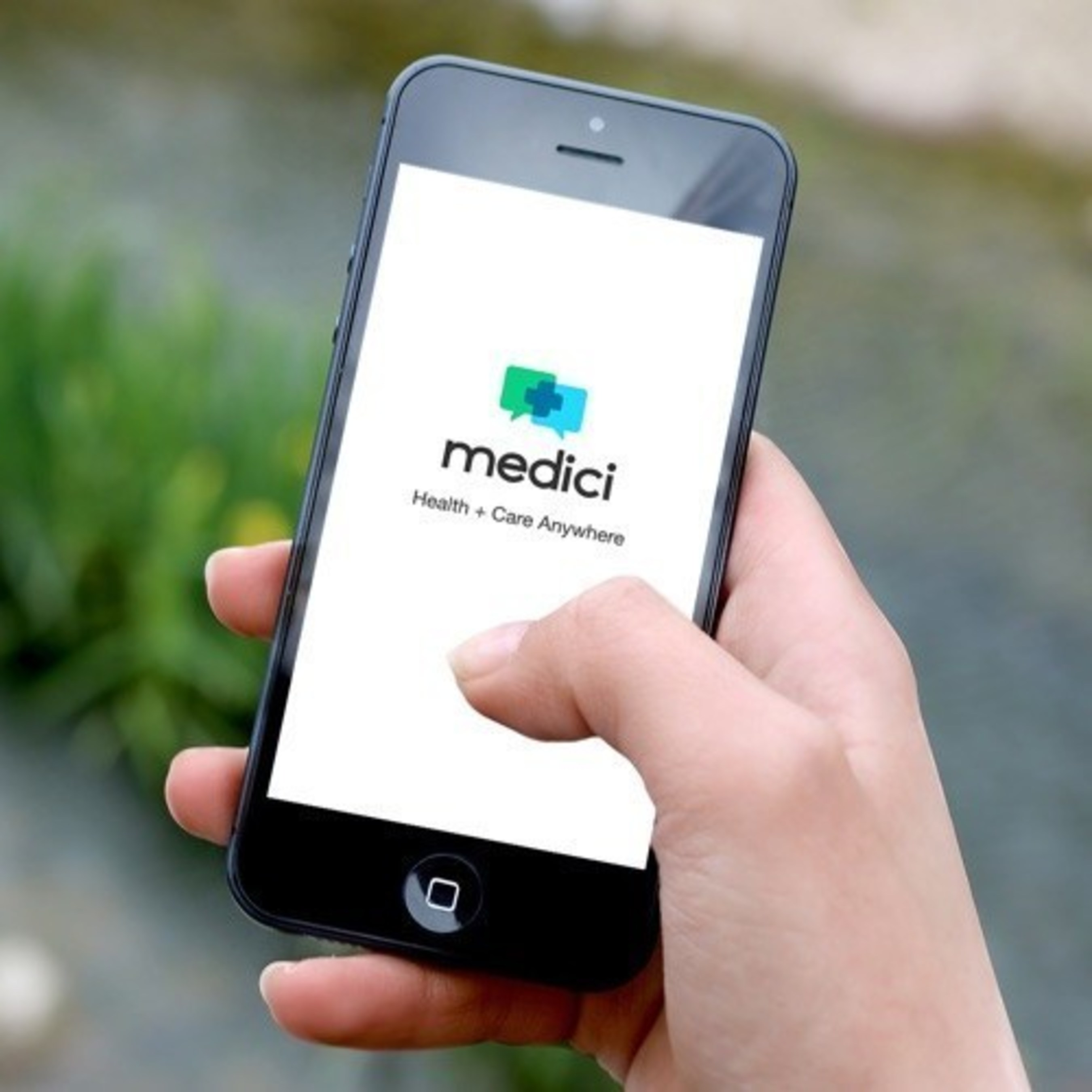 Austin-based Medici promises to deliver health care at a tap of a button.