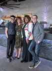 Save the Date for Dining Out For Life hosted by Subaru; Dine Out, Fight AIDS - April 28, 2016. Volunteer DOFL spokespeople  (l-r) Mondo Guerra, Daisy Martinez, Pam Grier and Ted Allen.