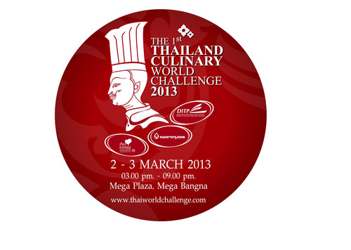 """The 1st Thailand Culinary world Challenge 2013"".  (PRNewsFoto/Foodstylist Co., Ltd.)"