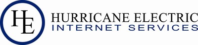 Hurricane Electric Internet Services Logo