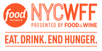 Complete information about the Food Network New York City Wine & Food Festival presented by FOOD & WINE can be found at NYCWFF.org