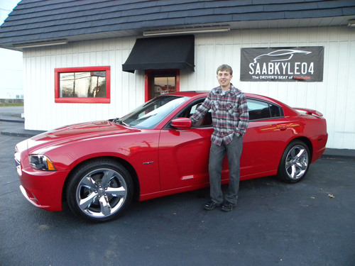 YouTube sensation Saabkyle04 (164 MILLION Views to date), Kyle Lindsey will do in-depth reviews and test-drives at South Coast Autos and Auto Exotic Rentals of Houston, TX, far from his home state of North Carolina. - August 2013.  (PRNewsFoto/South ...