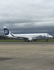 Alaska Airlines' new service between Seattle-Milwaukee, Seattle-Oklahoma City and Portland-St. Louis will feature the new Embraer 175 aircraft, operated by SkyWest Airlines.