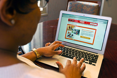 AARP aims to help more Americans confidently plan for and achieve retirement goals with the health care costs calculator. (PRNewsFoto/AARP)
