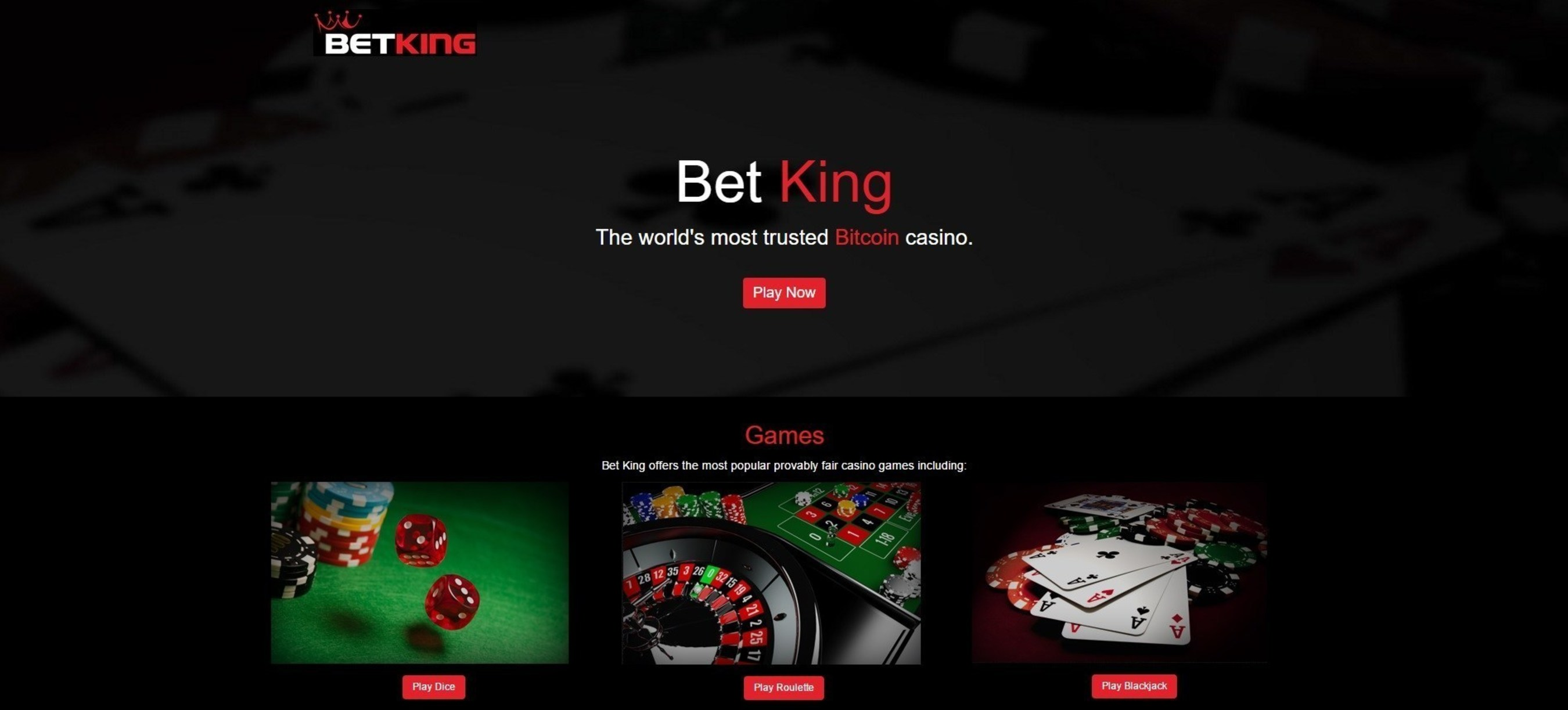 Crowdfunded Bitcoin Casino Bet King Paid Out Over 15 Million USD During 2015