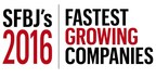 Tint World® Ranks No. 24 in South Florida Business Journal's 2016 Fast 50 Awards