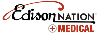 Edison Nation Medical, www.edisonnationmedical.com.  (PRNewsFoto/Edison Nation)