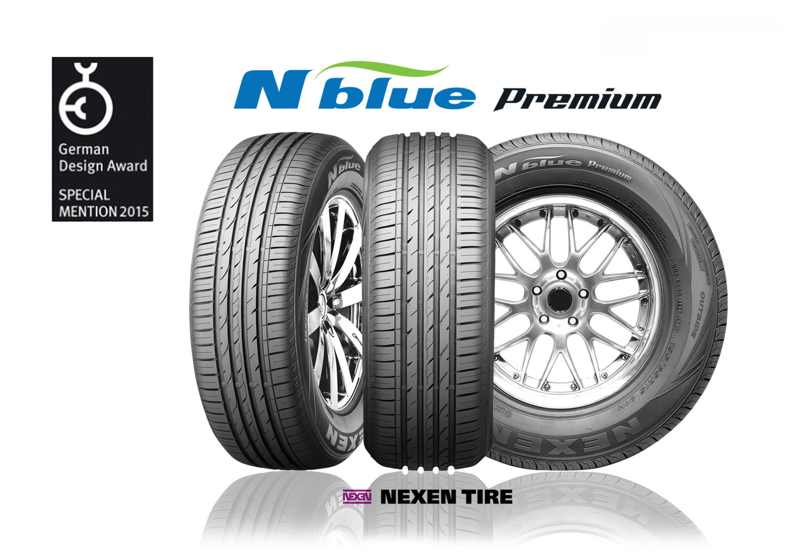 Nexen Tire suministra neumáticos como equipamiento original para Renault y el Smart de Daimler