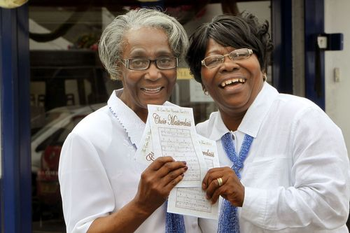L-R Ettie Wright and Norah Edwards from the ExtraCare Charitable Trustâeuro(TM)s Birmingham Villages (PRNewsFoto/The ExtraCare Charitable Trust)