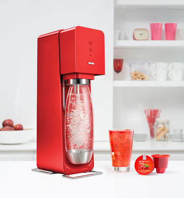 SodaStream's award-winning Source soda maker. (PRNewsFoto/SodaStream International Ltd.) (PRNewsFoto/SODASTREAM INTERNATIONAL LTD.)