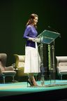 HRH Crown Princess Mary of Denmark - Copenhagen Fashion Summit.