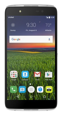 Alcatel IDOL 4 Front