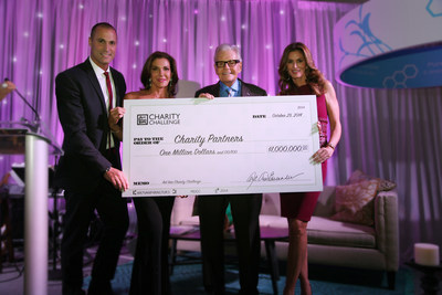 Charities compete for $375,000 in grants for the Art Van Charity Challenge