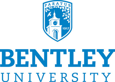 Bentley University Logo.  (PRNewsFoto/Bentley University)