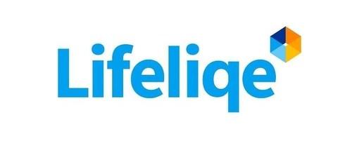 Lifeliqe Logo (PRNewsFoto/Lifeliqe)